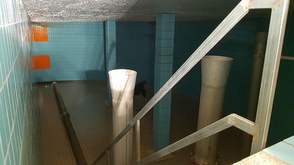 Wasserkammer 2 vorher